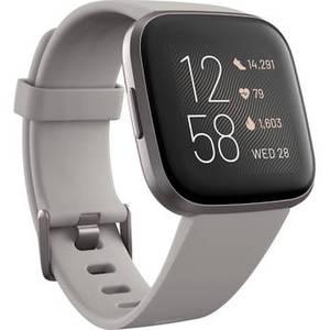 Versa 2 Health & Fitness Smartwatch (Stone / Mist Gray Aluminum) Product Image