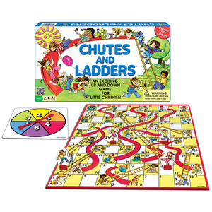 Chutes and Ladders Board Game Product Image