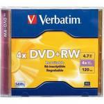 DVD+RW 4x Disc (1) Product Image