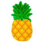 Pineapple Shaped Towel Product Image
