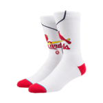Stance St. Louis Cardinals Home Socks Product Image