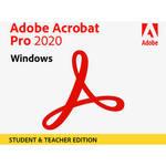 Acrobat Pro Student / Teacher Edition 2020 (Windows/Mac, DVD) Product Image