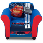 Cars Upholstered Chair Ages 3-6 Years Product Image