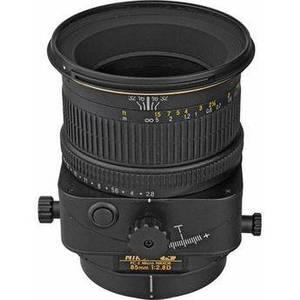 PC-E Micro-NIKKOR 85mm f/2.8D Tilt-Shift Lens Product Image