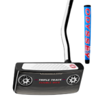 Odyssey Triple Track Double Wide Putter with Oversize Grip Product Image
