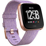 Versa Fitness Watch Special Edition (Lavender Woven/Rose Gold Aluminum) Product Image