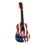 """30""""Acoustic Guitar Flag Product Image"""