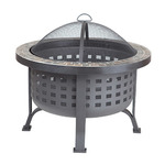"""30"""" Alpina Round Fire Pit Product Image"""