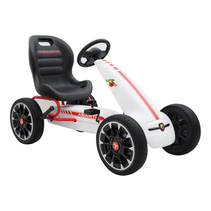 Abarth Licensed F1  Pedal Go Kart Product Image