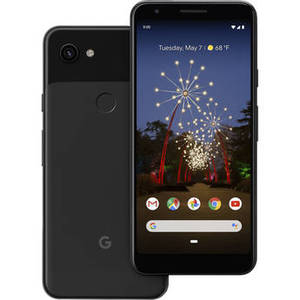 Pixel 3a XL Smartphone (Unlocked, Just Black) Product Image