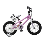 """Freestyle 12"""" Kids Bicycle Pink Product Image"""