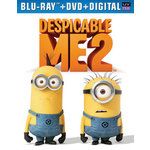Despicable Me 2 Blu Ray/Dvd W/Digital Hd W/Ultraviolet/2discs Product Image