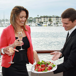 Los Angeles Summer Sunset Cocktail Cruise Product Image