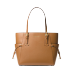 Michael Kors Voyager Small Crossgrain Leather Tote Bag Product Image