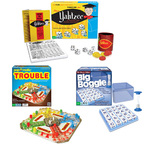 Classic Game Pack-Trouble Yahtzee and Big Boggle Product Image