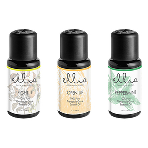 Essential Oil 3-Pack: Peppermint Fight It and Open Up Product Image