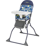 Simple Fold High Chair Comet Product Image