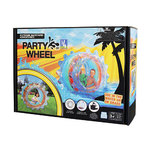 "54"" Inflatable Party Wheel Ages 4+ Years Product Image"