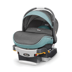 KeyFit 30 Zip Infant Car Seat & Base Serene Product Image