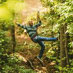 Ultimate Zip Line Adventure Course Product Image