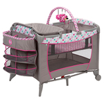 Minnie Dot Sweet Wonder Play Yard Product Image