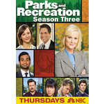 Parks & Recreation-Season 3 Product Image