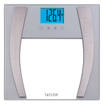 Glass Body Fat Scale 400lb Capacity Product Image