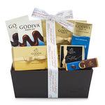 GODIVA Celebration Gift Basket w/Birthday Ribbon Product Image