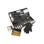 36pc Backyard BBQ Grill Tool Set Product Image