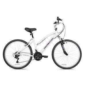 Northway Women's Step-Thru Comfort Bike - White Product Image