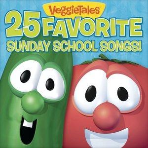 25 Favorite Sunday School Songs! - VeggieTales Product Image