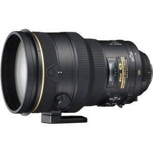 AF-S NIKKOR 200mm f/2G ED VR II Lens Product Image
