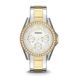 Ladies Riley Stainless Steel Watch Two Tone Product Image