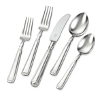Vintage 1876 45pc 18/10 Stainless Steel Flatware Set Product Image