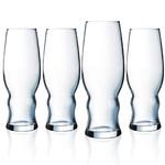Medford Pilsner 16oz Glasses Set of 4 Product Image
