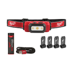 USB Rechargeable Hard Hat Headlamp Product Image
