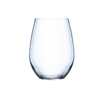 Domaine White Wine 16.75oz Stemless Wine Glasses Set of 6 Product Image