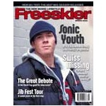 Freeskier - 6 Issues - 1 Year