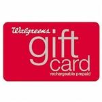 Walgreens Gift Card $25 Product Image