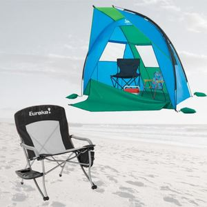 Solar Shade Medium Shelter plus Camp Chair Package Product Image