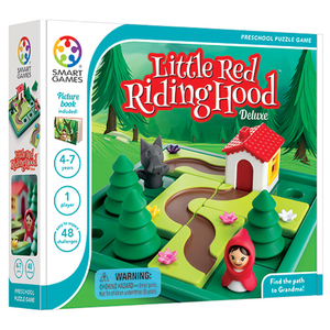 Little Red Riding Hood Deluxe Game Ages 4-7 Years Product Image