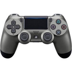 DualShock 4 Wireless Controller (Steel Black) Product Image