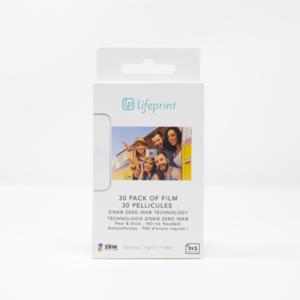 "Lifeprint 2x3"" Photo Paper - Sticky Back 30-Pack Product Image"