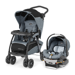 Cortina CX Stroller Travel System Iron Product Image
