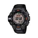 Pro Trek Triple Sensor Watch Dark Grey Product Image