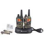 X-Talker 2-Way Radios w/ 32-Mile Range Mossy Oak Camo Product Image