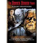 Hammer Horror Series 8-Film Collection Product Image