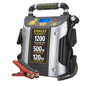 1200 Peak Amp Jump Starter/ Power Station Product Image