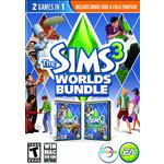 Sims 3 Worlds Bundle Product Image