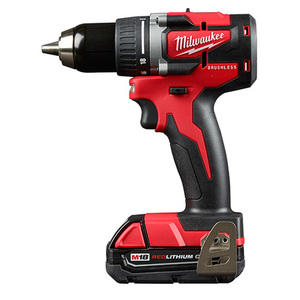 "M18 Compact Brushless 1/2"" Drill/Driver Kit Product Image"